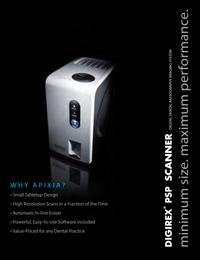 Ga naar de pagina van de nieuwe DIGIREX PSP / Fosfor scanner