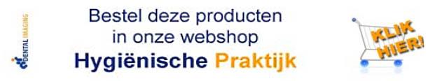 Bestel al onze producten eenvoudig in onze webshop